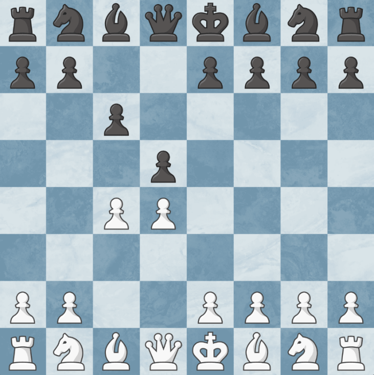 gambit hetmański obrona słowiańska