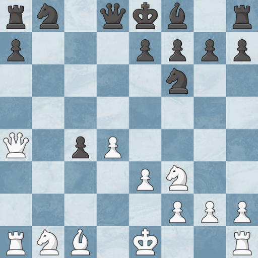 gambit hetmański przyjęty podwójne uderzenie